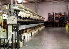 Yarn Spooling Machines
