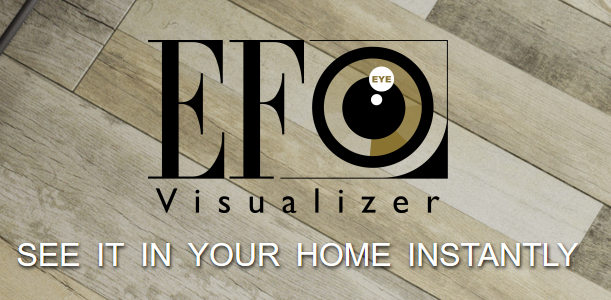 EF-EYE Visuazlier Technology from Engineered Floors and Roomvo